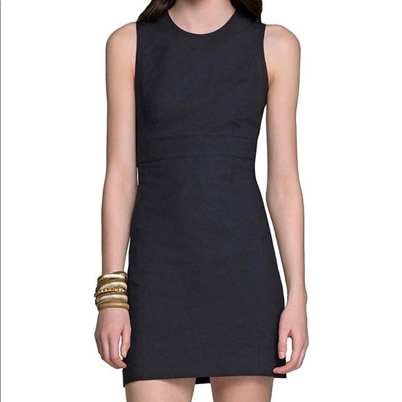 e120e654cb Theory Dresses | Taline Dress In Black | Poshmark